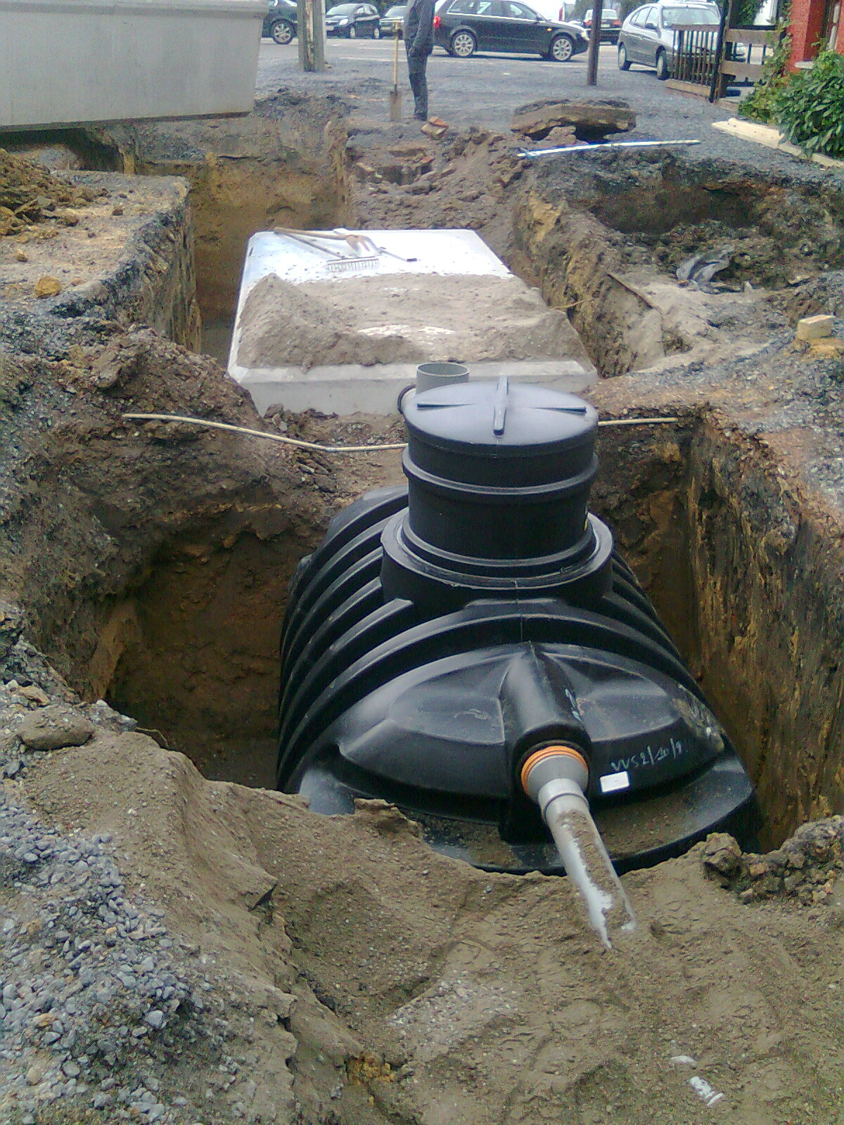Fosses septiques toutes eaux l zuko - Produits a ne pas mettre dans une fosse septique ...